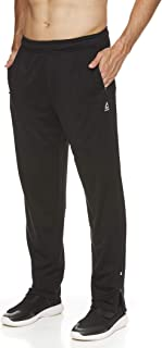 Men's Track & Running Pants with Pockets - Athletic Gym Pants for Men