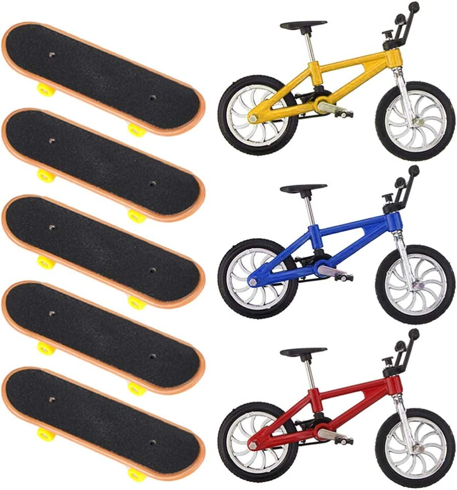 VORCOOL Mini Scooter Toy Skat Finger Set Toys Direct stock Japan's largest assortment discount