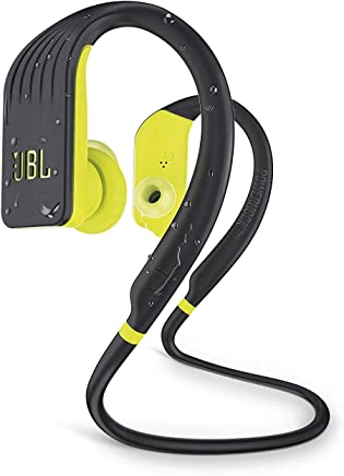 JBL Endurance Jump Waterproof Wireless Sport in-Ear Headphones with One-Touch Remote (Yellow)