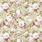Fabulous Fabrics Dekostoff Ottoman Rosenpracht –