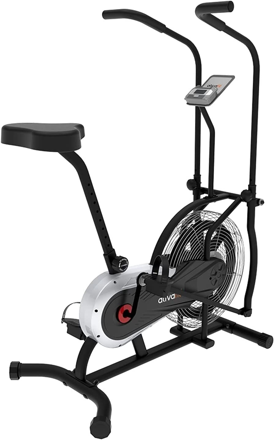 AOUZE Indoor Cycling Bike Exercise Large special price !! Fan Upright Home Car Gorgeous for