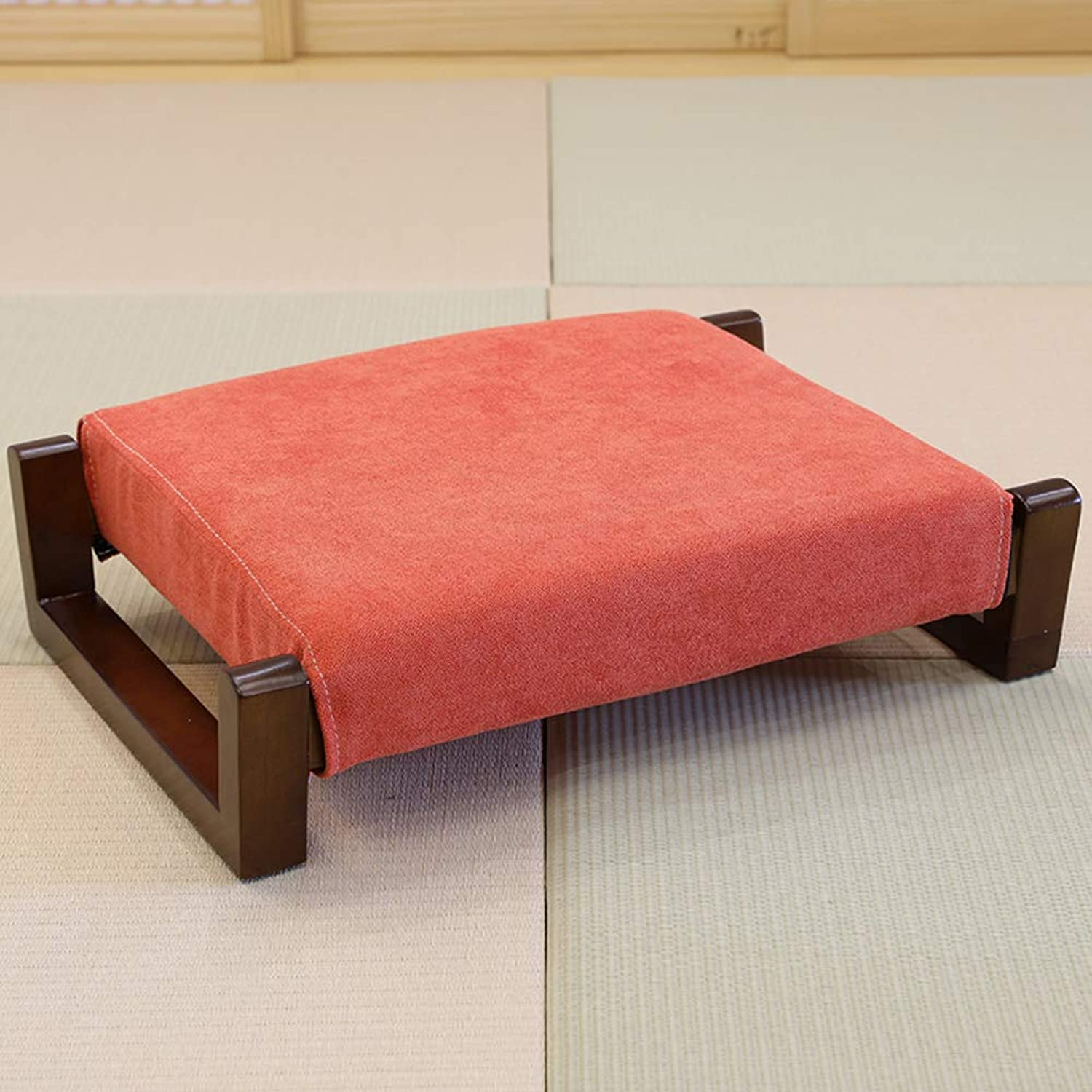 a416c6413d7b Wood Tatami Chair,Zaisu Foldable Floor Seating Meditation-E Floor nofeyv379- Furniture