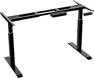 adjustable desk frame