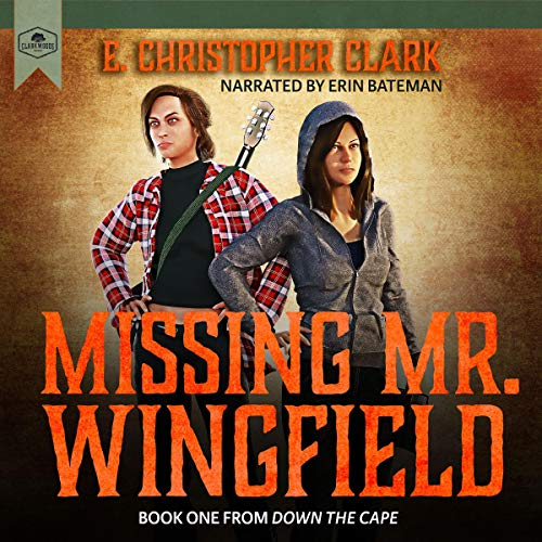 Missing Mr. Wingfield cover art