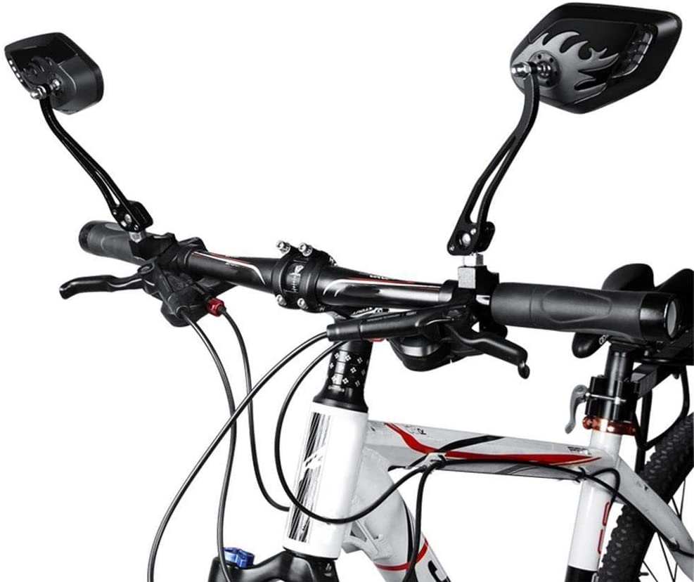 XCJ Popular popular Bike Mirror Courier shipping free shipping Handlebar Accessories Reflector Rear