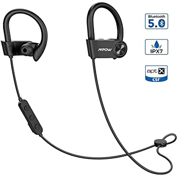 Cuffie Running Bluetooth, DUOKER Auricolari Wireless Fitness