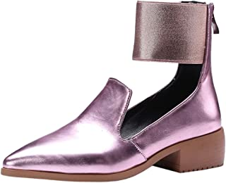 Zanpa Women Fashion Pumps Low Heels
