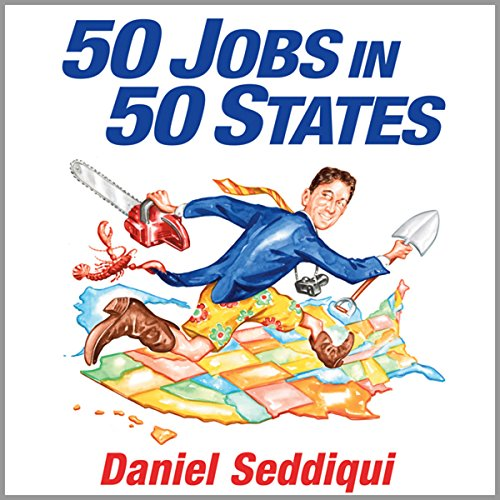50 Jobs in 50 States audiobook cover art