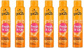 Schwarzkopf got2b Fresh It Up Champú seco extra fresco