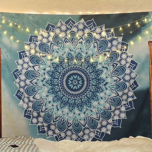 Sunm Boutique Tapestry Wall Hanging Indian Mandala Tapestry Bohemian...