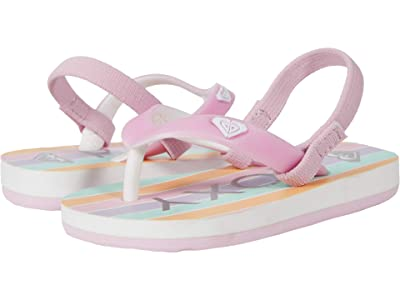 Roxy Kids Tahiti VI (Toddler) Girls Shoes