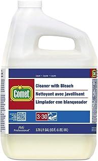 Comet® Cleaner w/Bleach, Liquid, 1 gal. Bottle