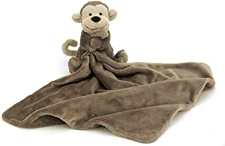 Jellycat Bashful Monkey Baby Security Blanket