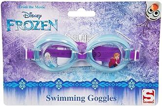 Disney Officiële Bevroren Zwembril Elsa Anna Zomer Vakantie Zwemmen Sky