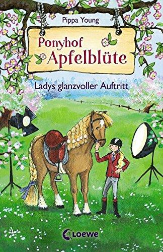 Ponyhof Apfelblüte 10 - Ladys glanzvoller Auftritt