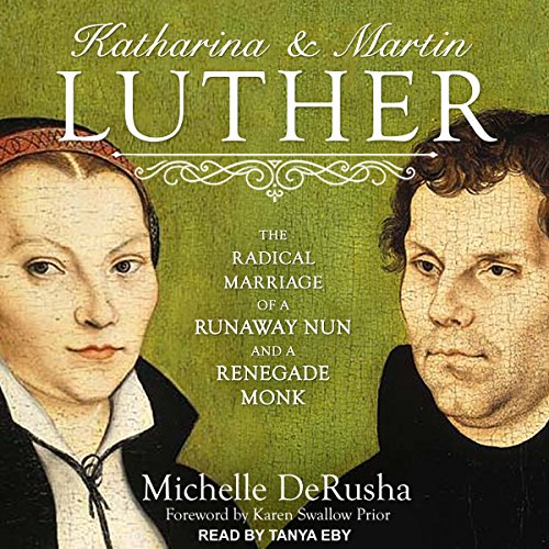 Katharina and Martin Luther cover art