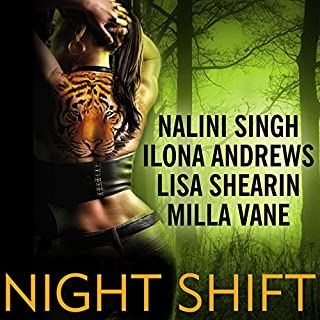 Night Shift cover art