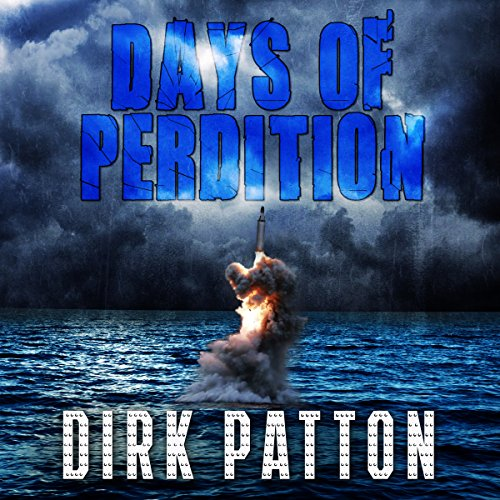 Days of Perdition audiobook cover art