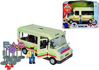 Fireman Sam Trevors Bus incl. Figurine
