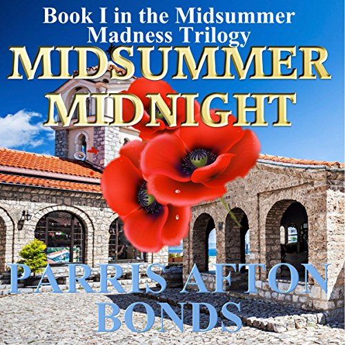 Midsummer Midnight audiobook cover art