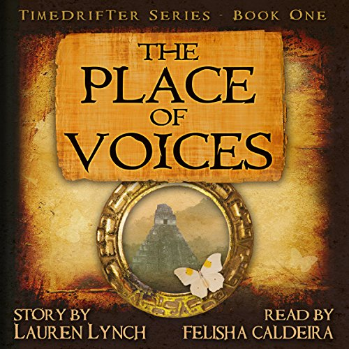 The Place of Voices audiobook cover art