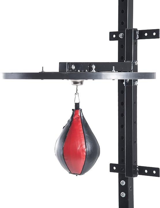 Punching ball - pera boxe - homcom ITA90-0220631