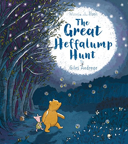 Winnie The Pooh Great Heffalump Hunt