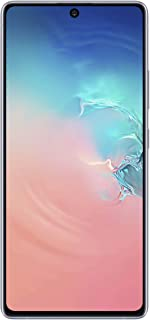 Samsung Galaxy S10 Lite Dual/Hybrid-SIM 128GB SM-G770F/DS Factory Unlocked Android Smartphone - International Version (Pri...