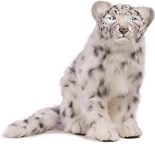 Hansa Snow Leopard Cub Plush