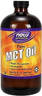 NOW Foods MCT 100% Oil, 32 fl oz