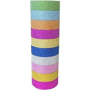 Leisial 20/rotoli di nastro lovely mix design nastro adesivo set multi-pattern decorativo Washi per scrapbooking studio Craft Decoration /& # xFF08; 3/m /& # XFF09;