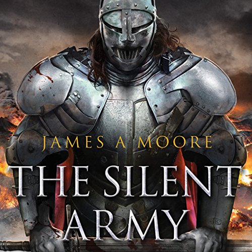 The Silent Army audiobook cover art
