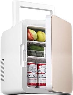 JTJxop Mini Frigo, Glacière Portative et Réfrigérateur Personnel De 10 litres / 10 Canettes pour Les Soins De La Peau, La ...