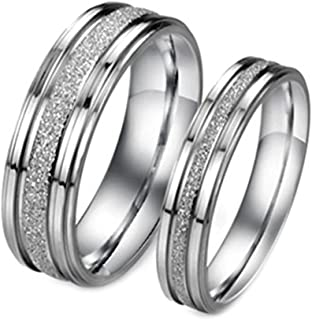 Best frosted silver ring Reviews