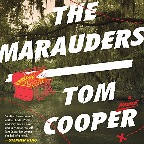 The Marauders cover art