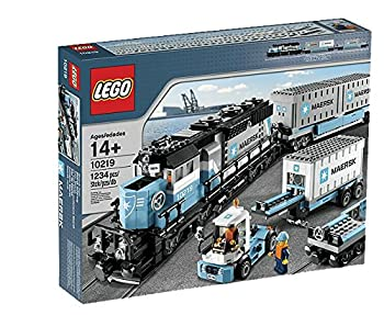 LEGO Creator Maersk Train 10219  Discontinued by manufacturer