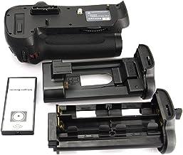DSTE® プロ 互换 MB-D12 赤外線 リモコン 垂直 バッテリーグリップ のために Nikon ニコン D800 D810 D800E D800S カメラ [並行輸入品]