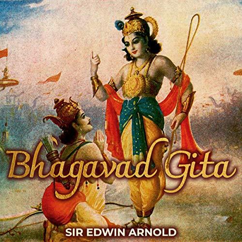 The Bhagavad Gita audiobook cover art