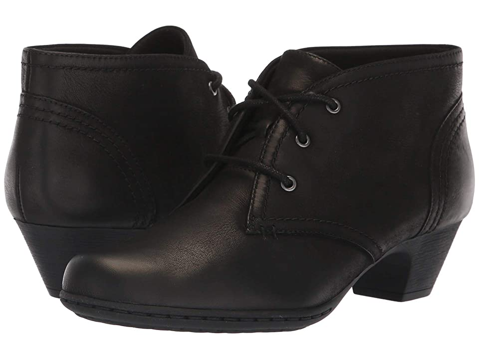 Rockport Brynn Chukka Bootie (Black) Women