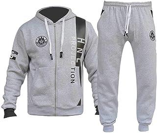 d0fd7a661e4 FLIRTY WARDROBE Mens HNL Tracksuit Joggers Hoodie Sweatshirt Pants Sweats  Bottoms Plus Size UK