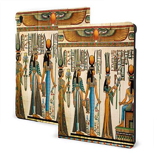 Custodia impermeabile per iPad 2019 Ipad Air3 / 2017 Custodia per iPad 10,5 pollici / 2019 Custodia per iPad 7 ° da 10,2 pollici Papiro Mostra Queen Nefertari Fare un'offerta Custodia per bambini Ipa