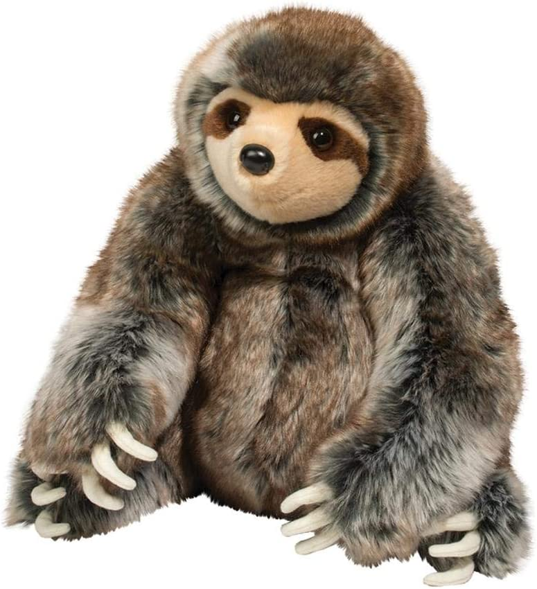 Douglas Sylvie Manufacturer regenerated product Challenge the lowest price Sloth Animal Plush Stuffed