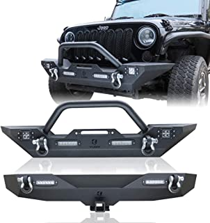 Best aluminum rear bumper Reviews