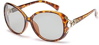FIMILU Classic Oversized Sunglasses for Women, HD Polarized Lenses 100% UV400 Protection Fashion Retro Eyewear