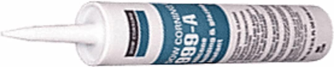 Dow Corning 999A Silicone Glazing Sealant - Aluminum