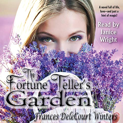 The Fortune Teller's Garden audiobook cover art