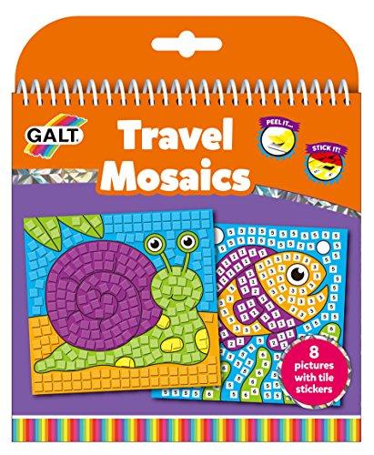 Galt Toys Reise-Mosaike,Mehrfarbig