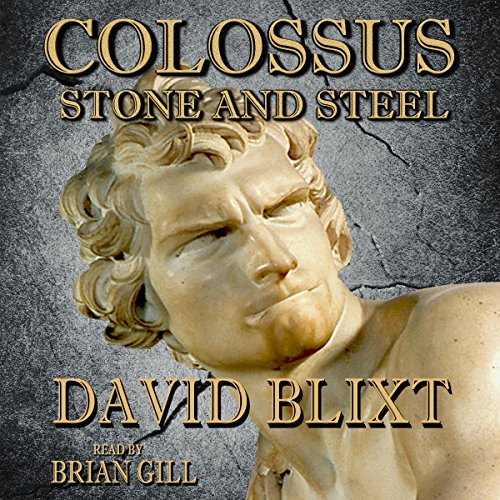 Colossus: Stone and Steel audiobook cover art