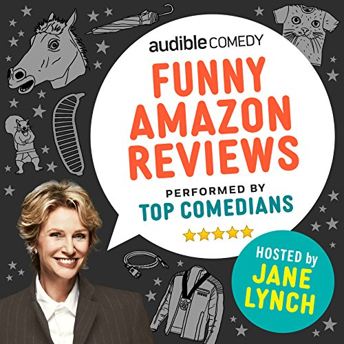 Funny Amazon Reviews cover art