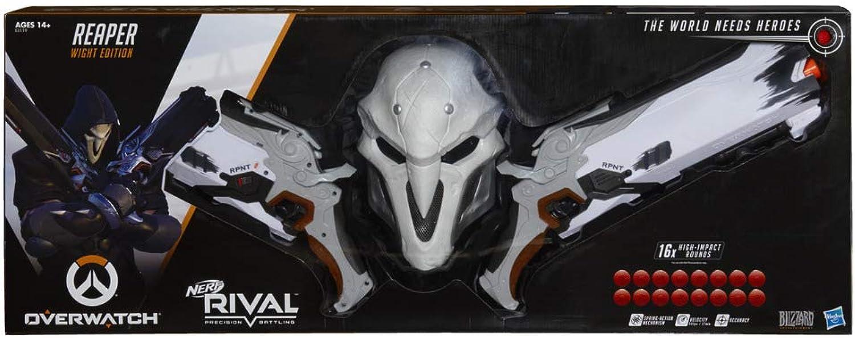 barato Nerf - Rival Overwatch Licorice 2 Pack (Hasbro E3119SO0) E3119SO0) E3119SO0)  diseñador en linea